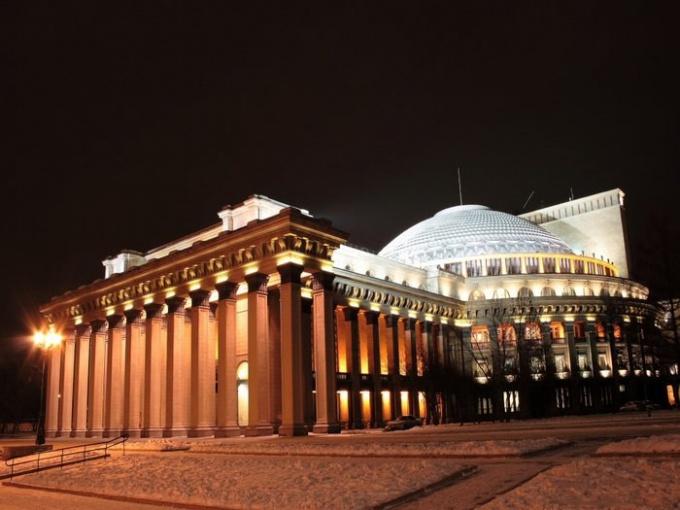 Куда сходить с девушкой в Новосибирске