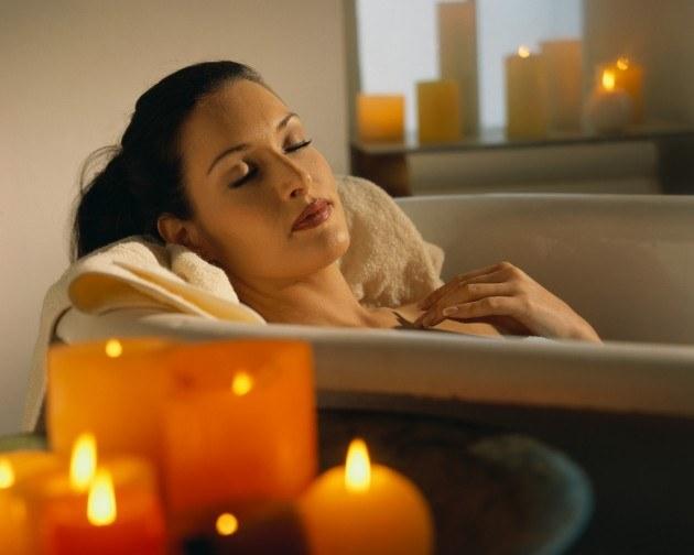 Как сделать романтическую ночь