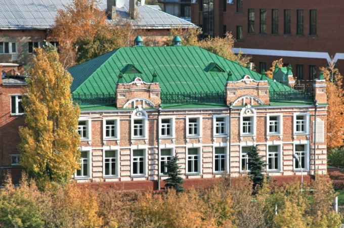 Where to go in Omsk
