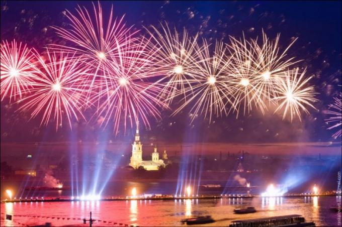 Как и где встретить новый год в Санкт-Петербурге