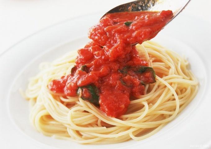 Как приготовить оригинальный томатный соус