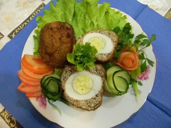 Как сделать красивое блюдо