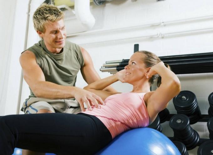 Как правильно посещать тренажерный зал  для похудения