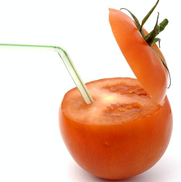 Как в домашних условьях сделать томатный сок