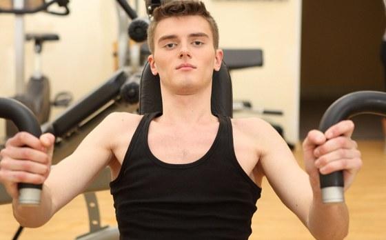 Как набрать мышечную массу худым