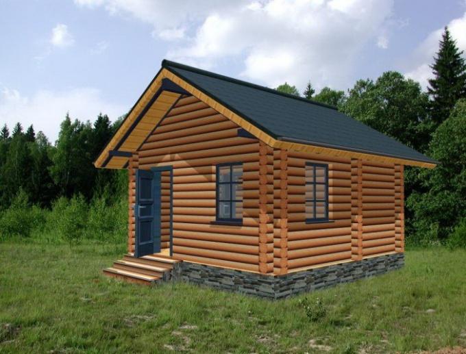 Как перестроить деревянный дом