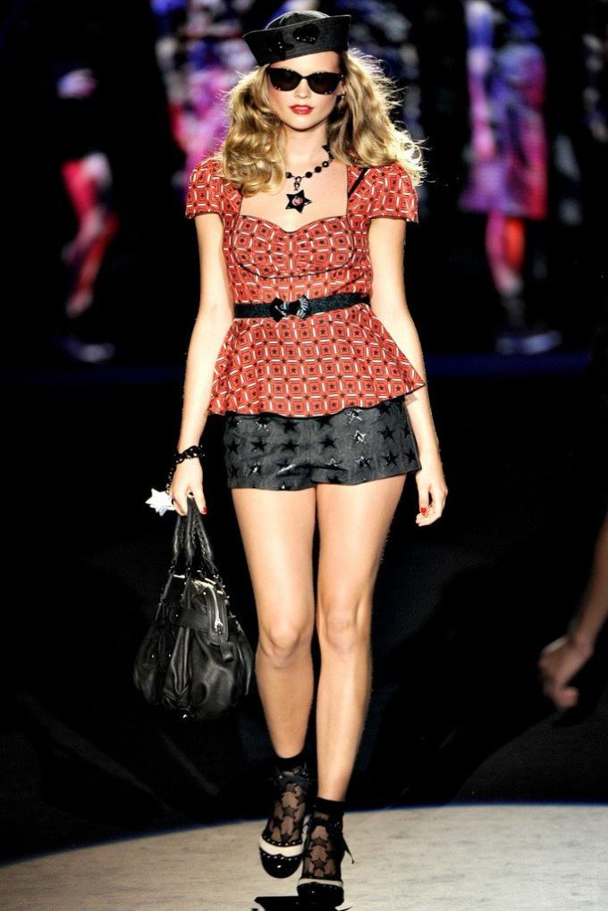Что модно весной-летом 2012