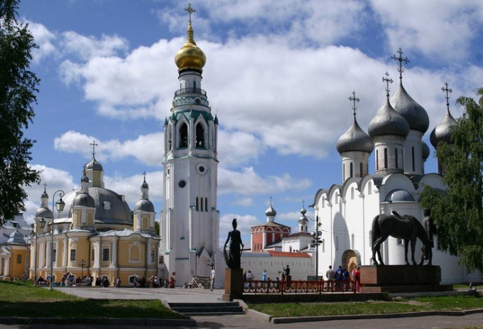 Where to go in Vologda