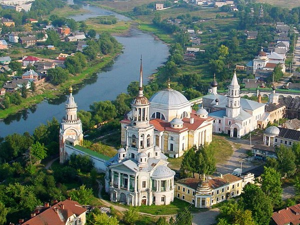 Where to go in Tver