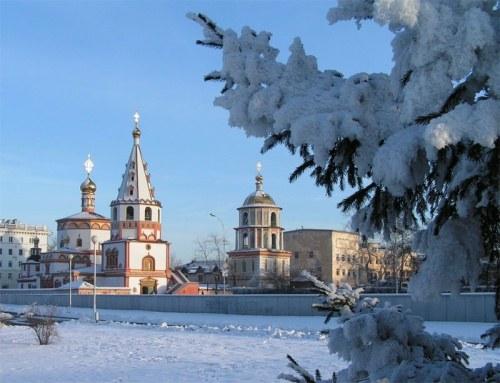 Where to go in Irkutsk