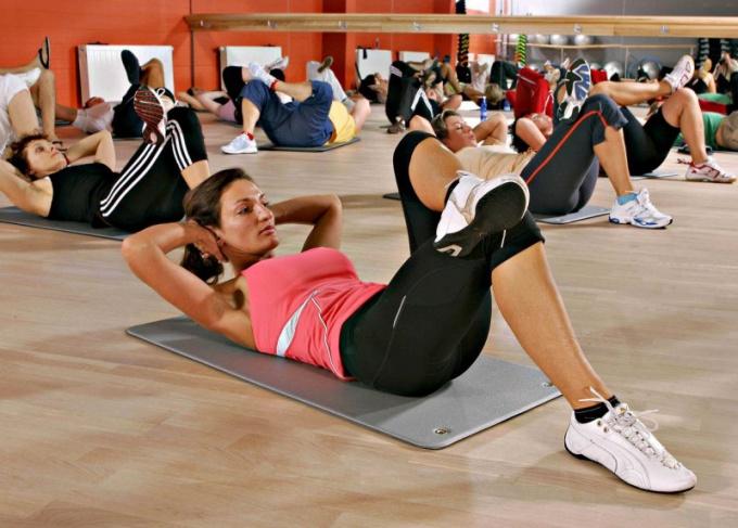 Как подобрать упражнения для похудения живота