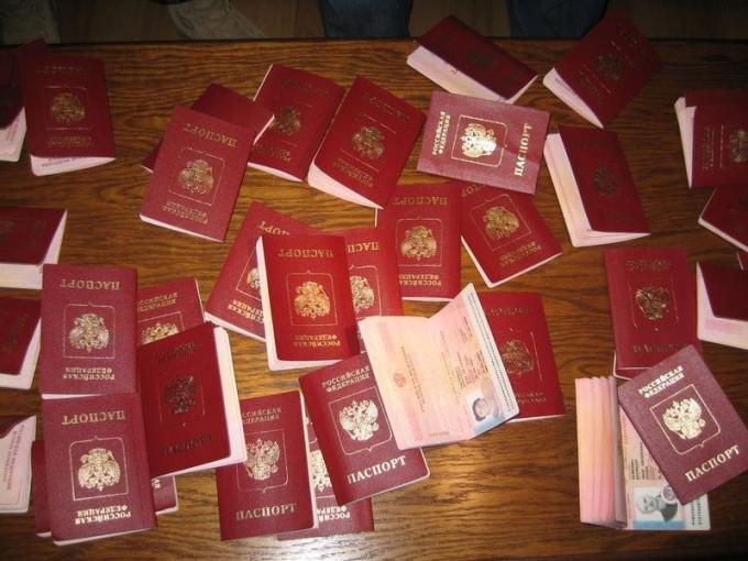Как восстановить паспорт гражданина РФ