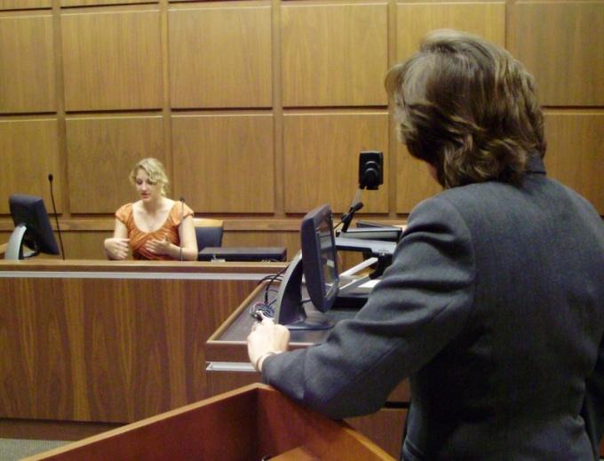 Как вести себя на показаниях