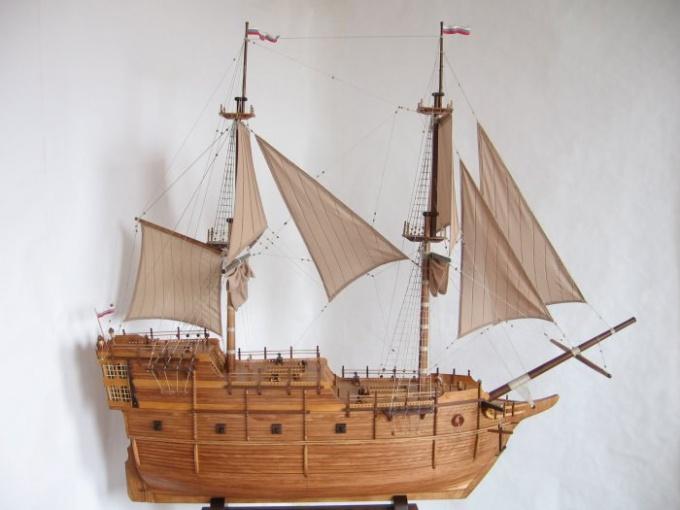 Как построить деревянный корабль