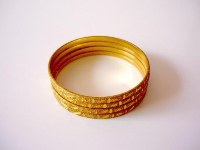 Как вернуть золотое изделие