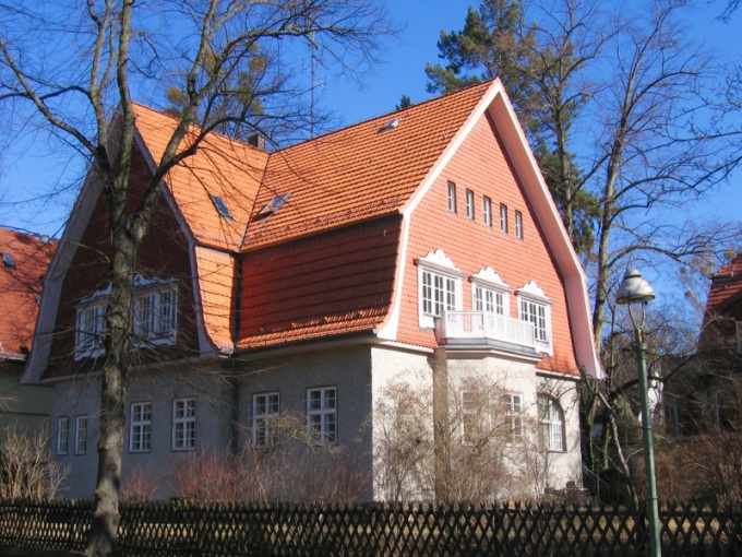 Как возвести крышу