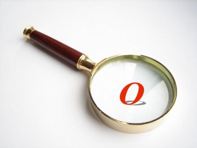 Как включить поиск в Опере