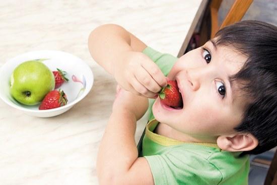 Как защитить ребенка от весеннего авитаминоза