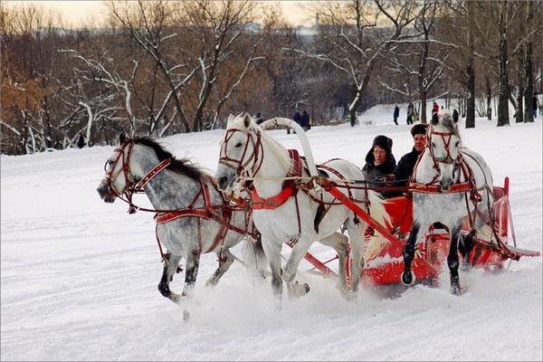 Куда съездить зимой в России