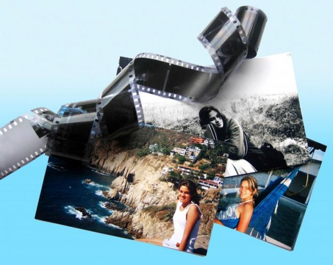 Как восстановить испорченные фотографии