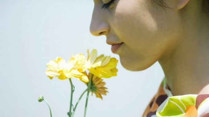 How to restore the sense of smell