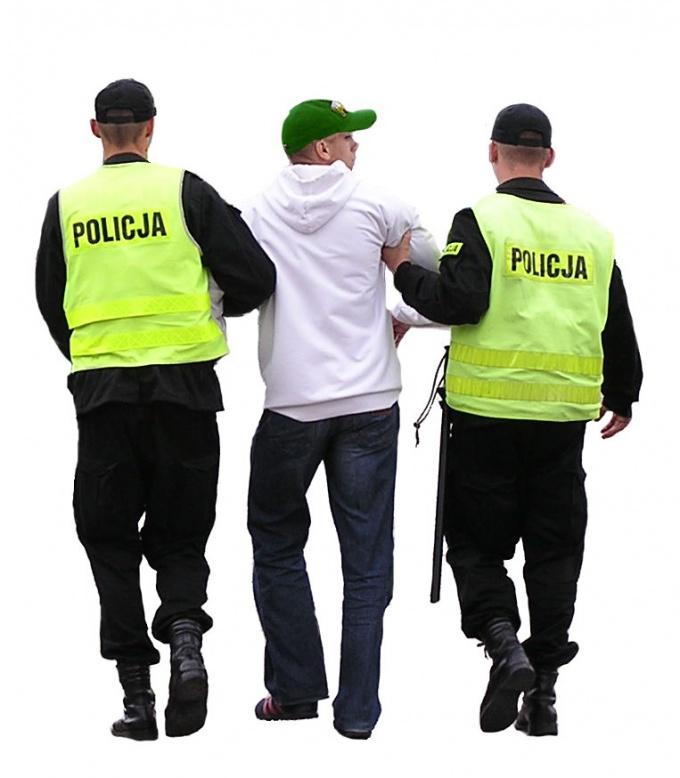 Как вести себя с преступником