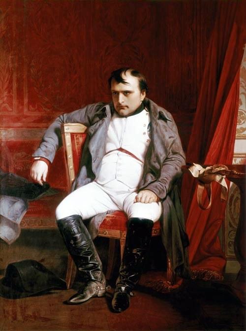Куда сослали Наполеона
