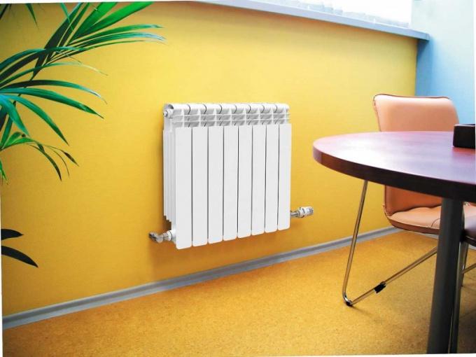 Как выгнать воздух из радиатора