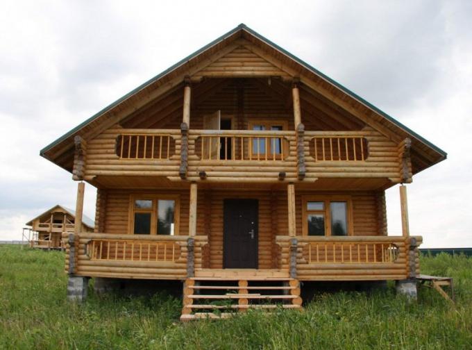 Как построить дом на даче