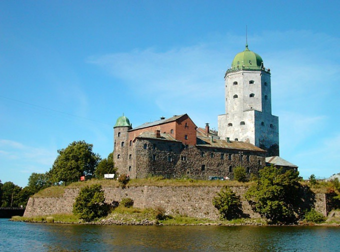 Where to go in Vyborg