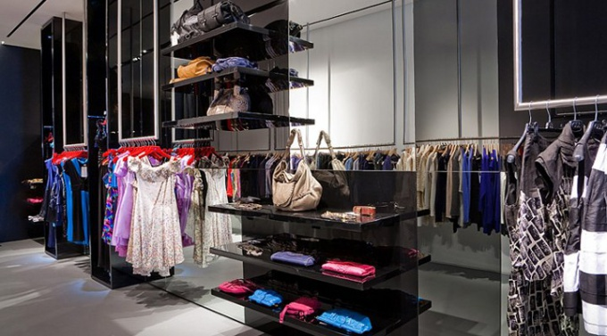 How to organize the showroom