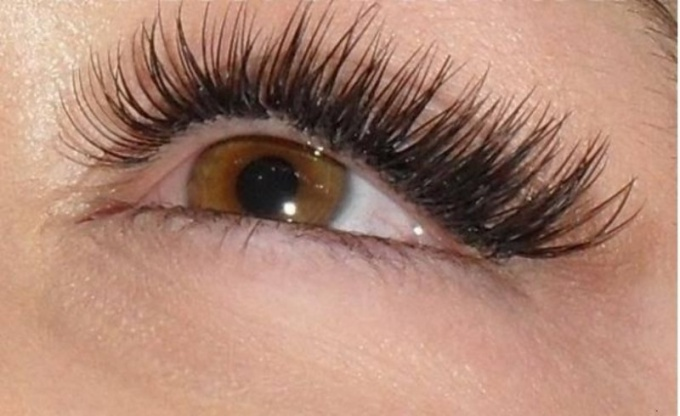 How to increase eyelashes beams