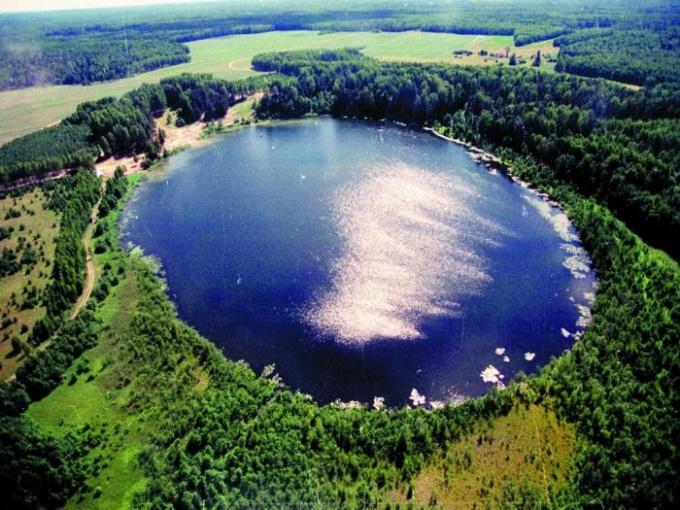 Фотография озера Светлояр