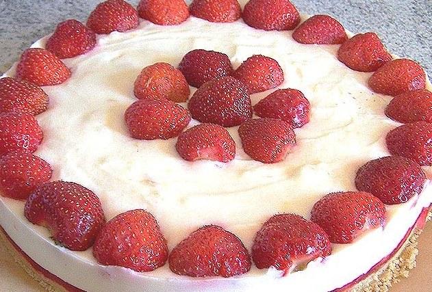 Как испечь творожный торт