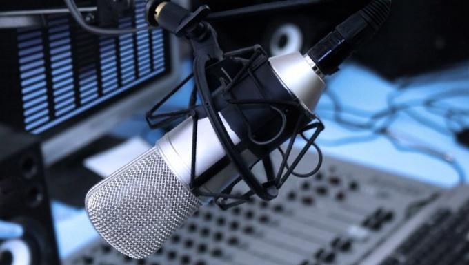 Как вещать радио в сеть