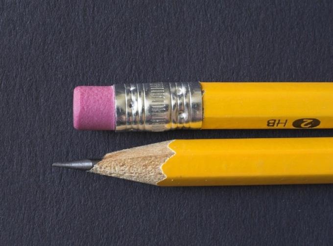 Как выбрать карандаш