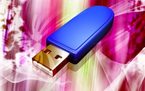 How to repair USB flash drive Kingston