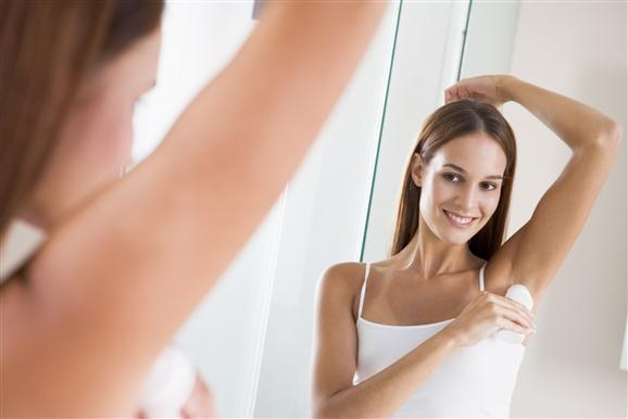 How to get rid of sweating underarms