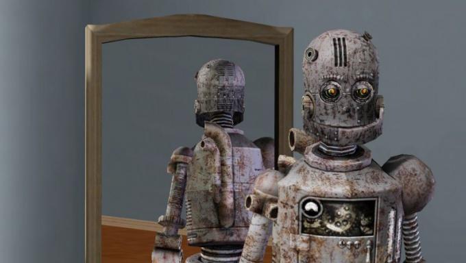 Как в Sims стать роботом