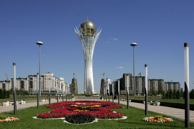 Where to go in Astana