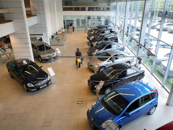 Как организовать продажу автомобилей