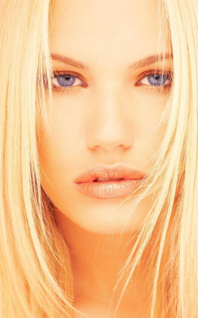 Как из шатенки стать блондинкой