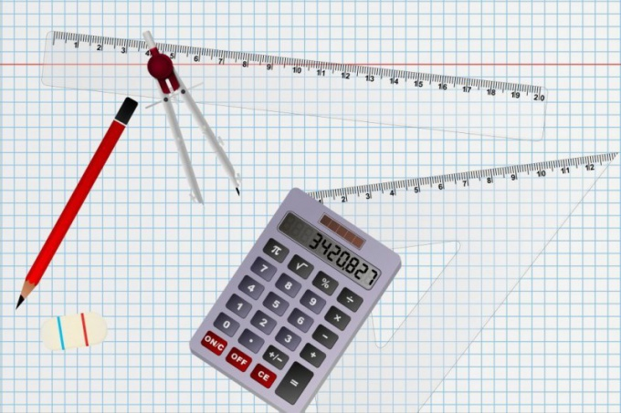 Как вычислить длину катета