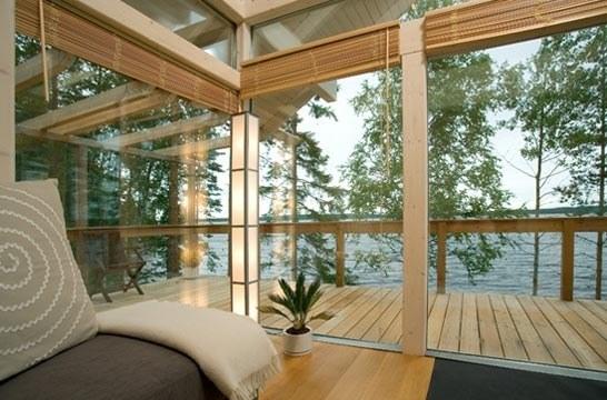 Как установить стеклопакеты в деревянном доме