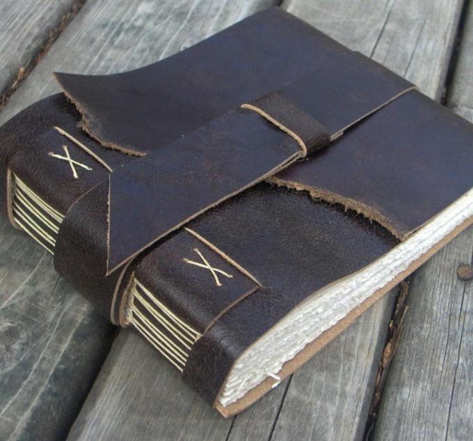 Как из листов сделать книгу