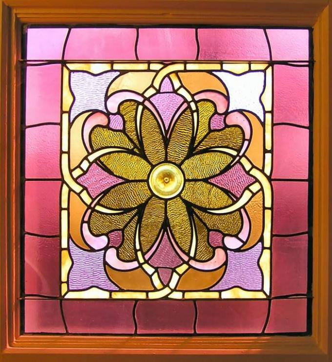 Как сделать узоры на окнах