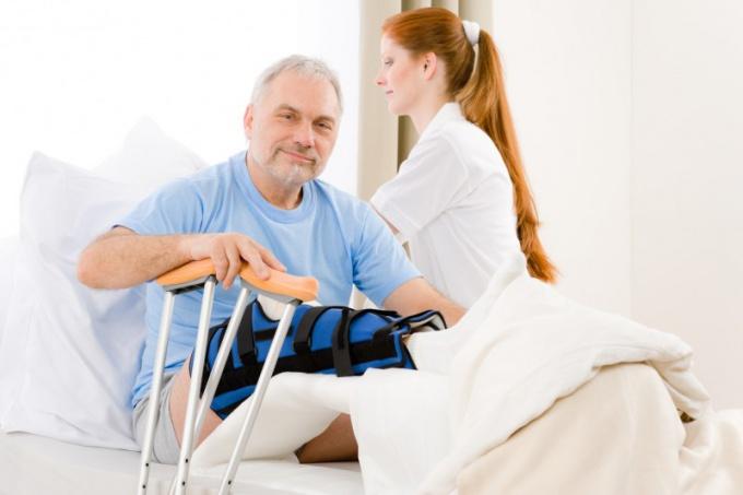Как лечь в госпиталь