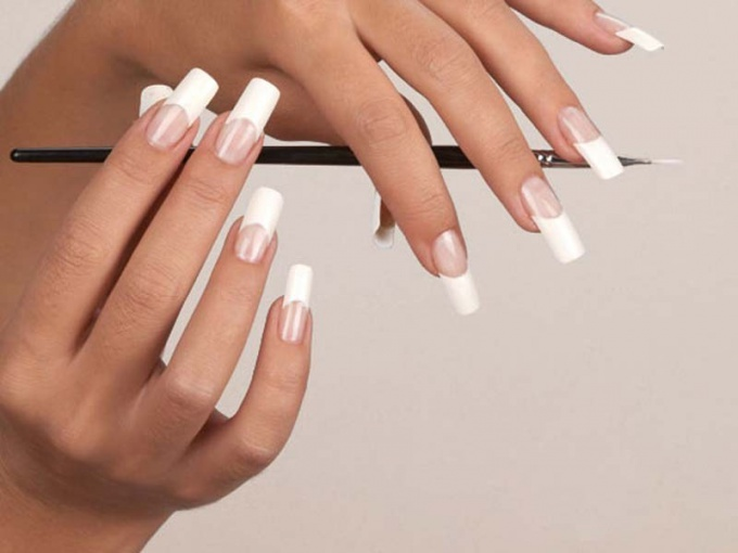 How to increase acrylic nails