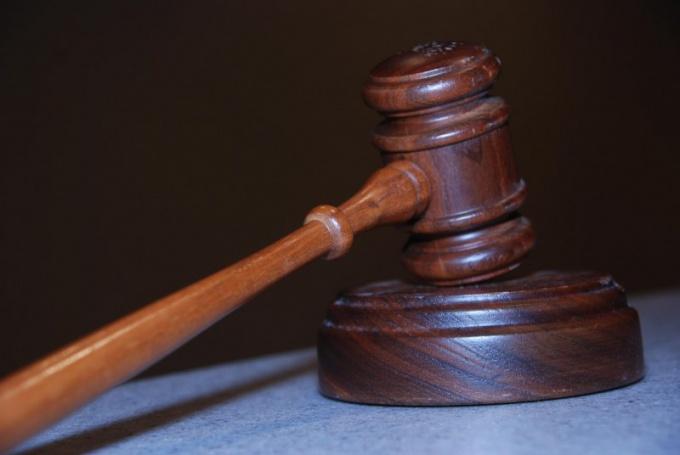В суд можно обратиться только в крайнем случае