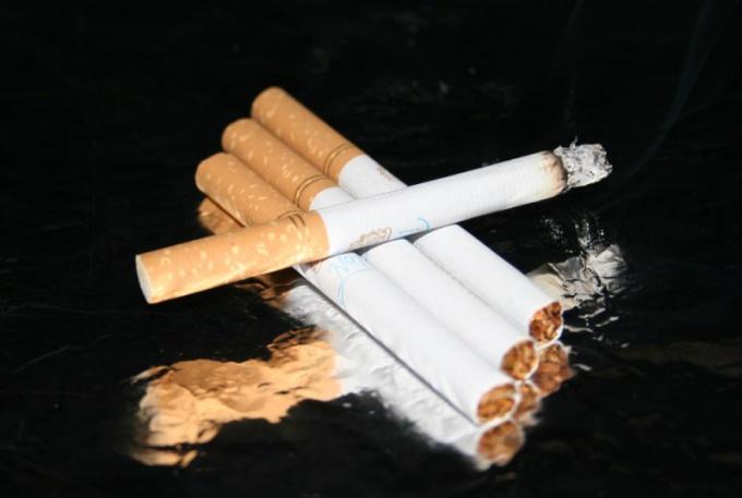 Как больше не курить сигареты